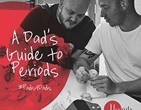 Hey Girls UK - #Pads4Dads
