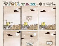 Manga by Shichimi-Roh / Original Story by ViVi&Tam