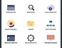 SEO Development Icon