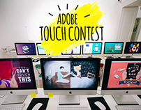"Work for ""Adobe Touch Contest"""