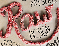 Raw Design concept
