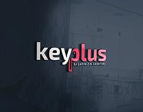 Keyplus Logo Tasarımı l Logo Design