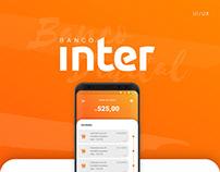 Banco Inter App - UI / UX