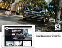 Responsive BMW Dealership Websites