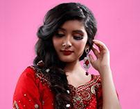 Hair Style Shoot - Nayaab Nawaz