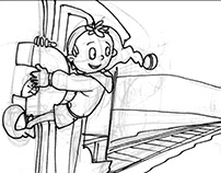 Storyboard Noddy in Toyland