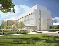 Stockton University Unified Science Center II