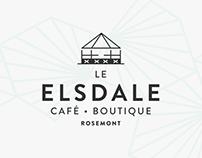 Elsdale Café Boutique - Branding