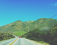 Big Sur & the road