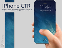 New Concept • IPhone CTR
