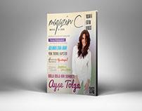 Magazine C designş