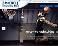 Basketbol Potası İmalatı