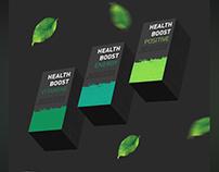 Health Boost | Packaging