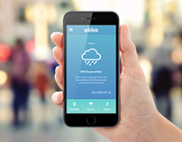 Ukko Umbrella Sharing Service