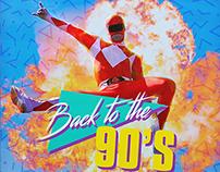 Matadero Back to the 90's