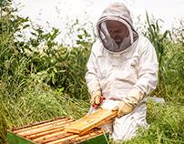 Le rucher du Champoivre | Reportage corporate