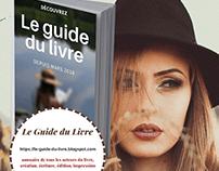 JEU CHAPEAU LIVRE GROUPE LE GUIDE DU LIVRE (Facebook)
