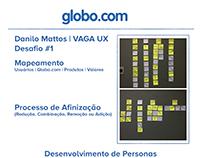 Desafio Globo.com