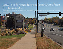Local and Regional Business Destination From SE Hampden