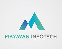 Mayavan Infotech Branding