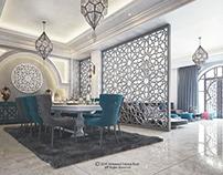 Arabic Modern Interior