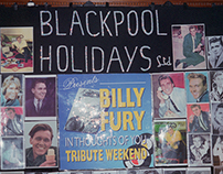 Billy Fury Tribute Weekend 11th - 13th November 2016