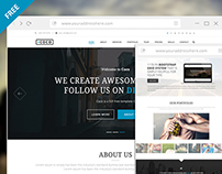 Coco - Business Theme (Freebie)