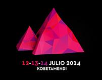 BBK 2014 Music Festival · Poster Contest