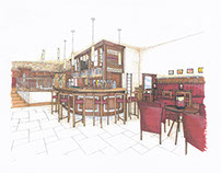 New Concept Bar for Guinness (y.2001)