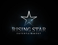 Rising Star Entertainment Logo