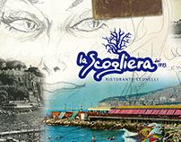 La Scogliera / menu