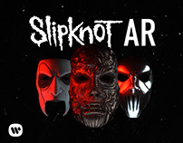 Slipknot - Augmented Reality