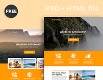 FREE TravelReady Landing Page
