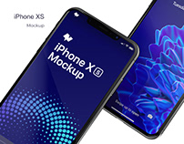 iPhone XS Mockups Packs