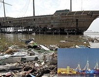 Historic Shipwrecks Following Hurricane Katrina