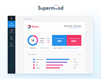 Supermood Redesign