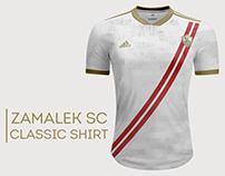 zamalek Classic Shirt