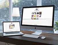 Web Design - amykleinhans.com