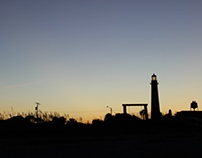 Tybee Island Time-lapse