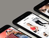 Terranova - mCommerce App Design