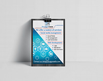 Flyer For IT Consultant Firm