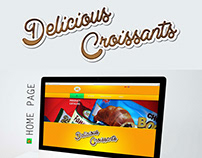 UX/UI Design for Croissant Industry