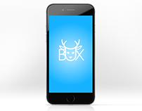 BUX Mobile App Interface Design