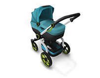 Baby trolley project