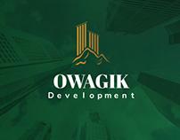 owagik development logo&branding