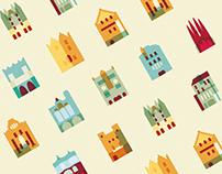 Catalan Modernism Icons