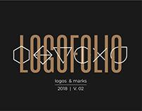 LOGOFOLIO - Logos & Marks 2018 | 02