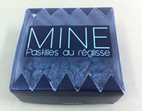 Packaging pastilles