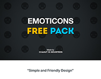 FREE! Emoticons pack by Chanut-is-Industries