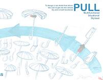 Pull: Peerless Umbrella Design
